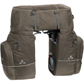 VAUDE Karakorum Pannier Set 3 Pieces, coconut